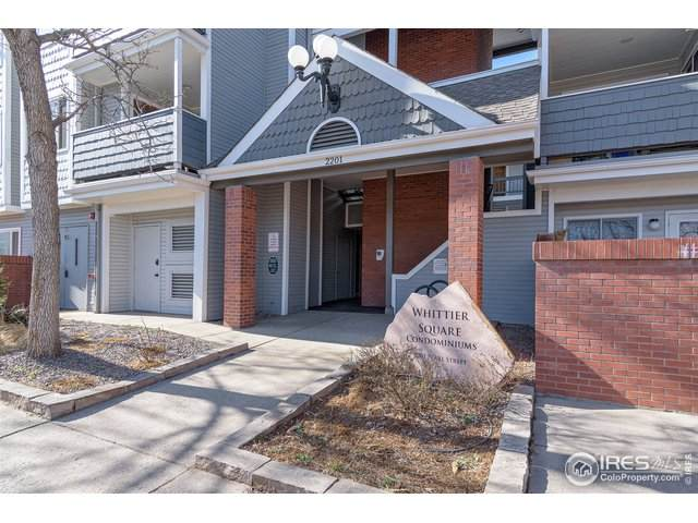 2201 Pearl St #214, Boulder, CO 80302 (MLS #936857) :: Kittle Real Estate