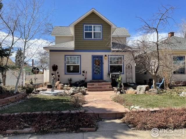 219 Francis St, Longmont, CO 80501 (MLS #936864) :: 8z Real Estate