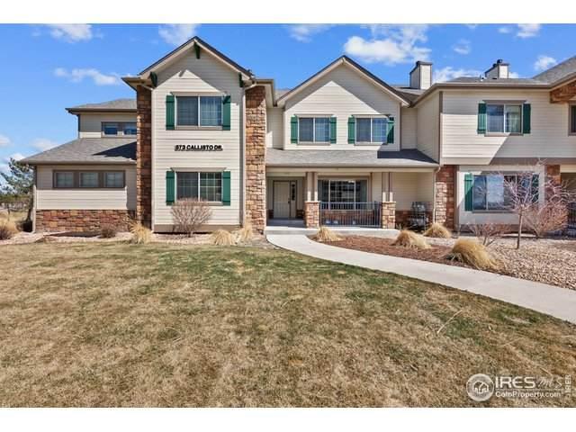 573 Callisto Dr #102, Loveland, CO 80537 (MLS #936877) :: Downtown Real Estate Partners