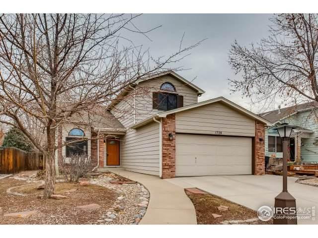 1728 Spencer St, Longmont, CO 80501 (#936878) :: iHomes Colorado