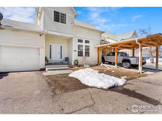 345 W 1st St, Loveland, CO 80537 (MLS #936896) :: J2 Real Estate Group at Remax Alliance