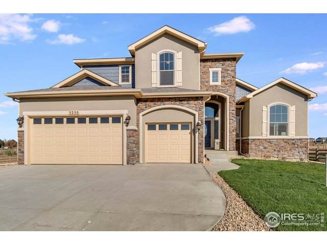 5550 Teeling Ct, Timnath, CO 80547 (#936900) :: The Griffith Home Team