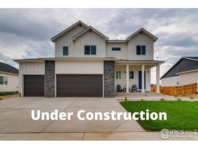 1495 S Lotus Dr, Milliken, CO 80543 (#936901) :: The Griffith Home Team