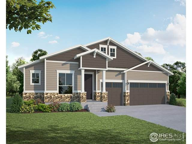 322 Mount Rainier St, Berthoud, CO 80513 (MLS #936906) :: Kittle Real Estate