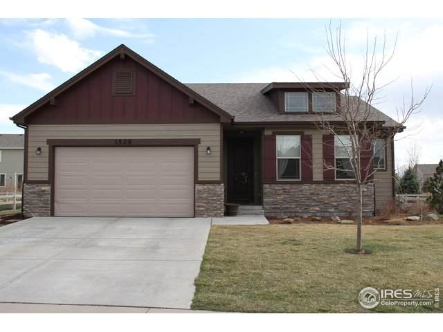 1528 Red Tail Rd, Eaton, CO 80615 (MLS #936938) :: Keller Williams Realty