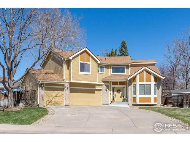 1467 Mcintosh Ave, Broomfield, CO 80020 (#936950) :: The Griffith Home Team