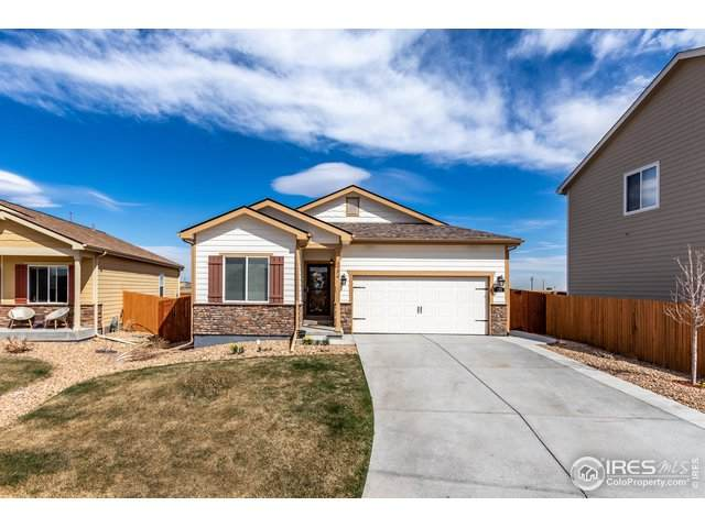 575 Sandi Ln, Dacono, CO 80514 (MLS #936962) :: The Sam Biller Home Team