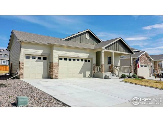 1380 Copeland Falls Rd, Severance, CO 80550 (MLS #936969) :: Bliss Realty Group