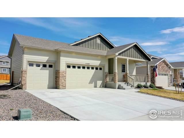 1380 Copeland Falls Rd, Severance, CO 80550 (MLS #936969) :: Jenn Porter Group