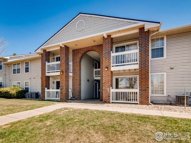 2856 17th Ave #106, Greeley, CO 80631 (#936972) :: Hudson Stonegate Team