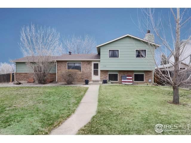 1542 S Juliana Ave, Loveland, CO 80537 (MLS #936973) :: 8z Real Estate
