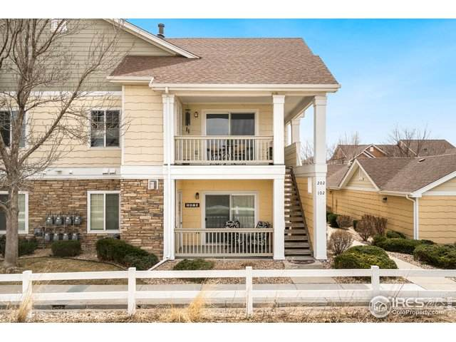 4695 Hahns Peak Dr #202, Loveland, CO 80538 (MLS #936998) :: Colorado Home Finder Realty
