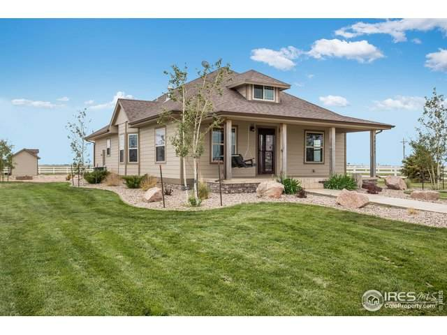 24250 Carlin St, Ault, CO 80610 (#937028) :: Mile High Luxury Real Estate