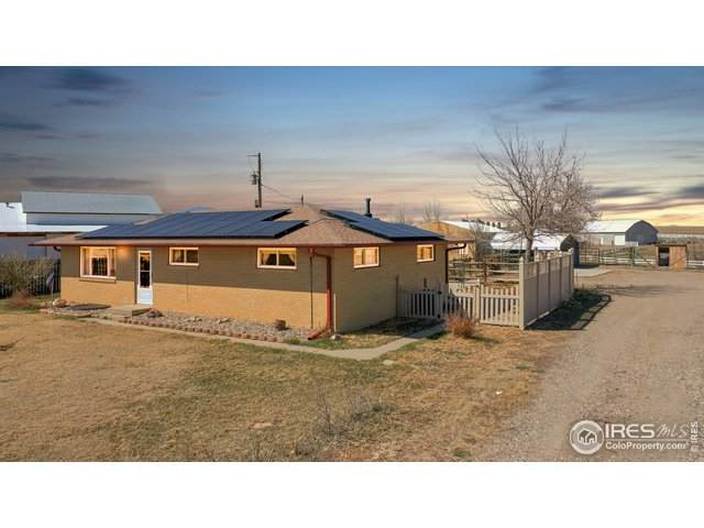3520 W County Road 8, Berthoud, CO 80513 (MLS #937035) :: RE/MAX Alliance