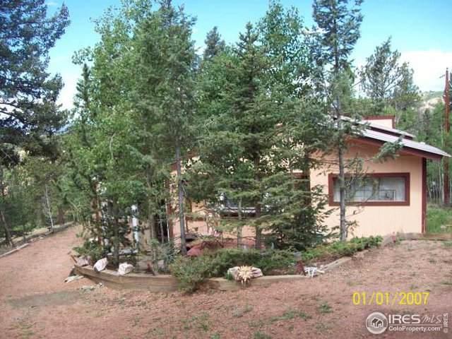 637 Bennett Dr, Cripple Creek, CO 80813 (#937050) :: milehimodern