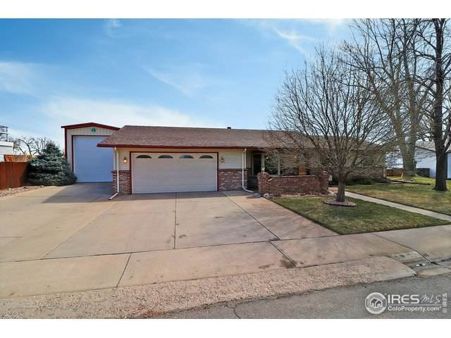 3330 33RD Ave Ct, Greeley, CO 80634 (#937085) :: Mile High Luxury Real Estate