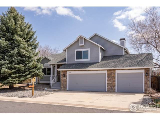 1024 W Willow Pl, Louisville, CO 80027 (MLS #937093) :: Downtown Real Estate Partners
