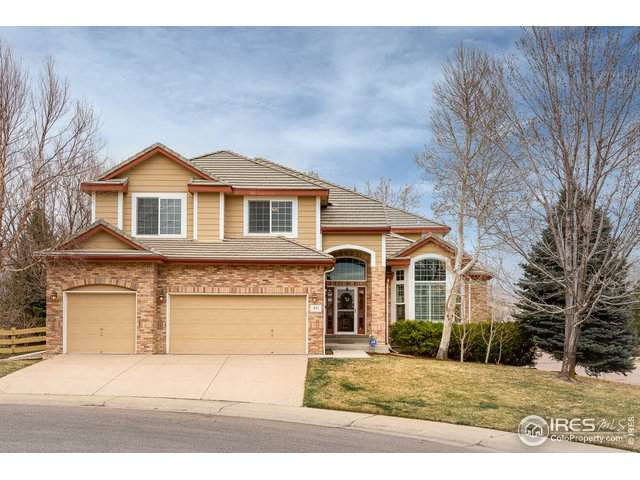 411 Opal Way, Superior, CO 80027 (MLS #937098) :: Kittle Real Estate