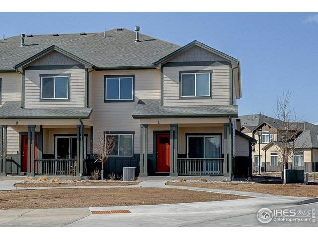 6815 Lee St #1, Wellington, CO 80549 (MLS #937107) :: Tracy's Team