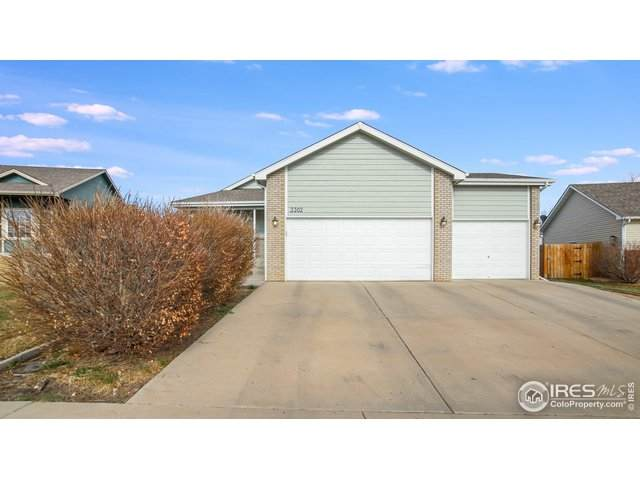 3302 Stirrup Ln, Evans, CO 80620 (MLS #937114) :: Downtown Real Estate Partners