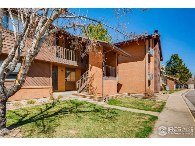 535 Manhattan Dr #203, Boulder, CO 80303 (MLS #937133) :: Jenn Porter Group