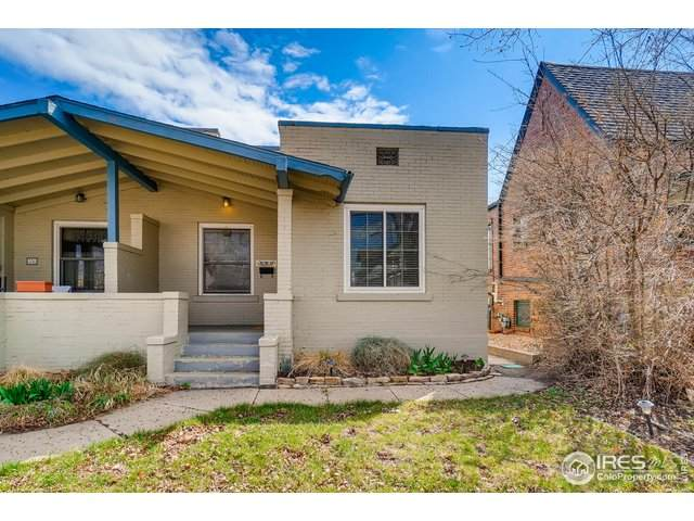 550 N Lafayette St, Denver, CO 80218 (MLS #937135) :: Kittle Real Estate
