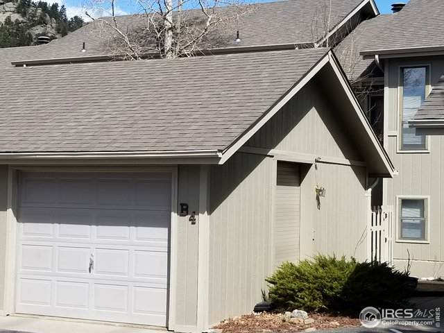 321 Big Horn Dr B4, Estes Park, CO 80517 (#937143) :: Compass Colorado Realty