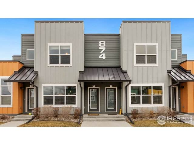 874 Baum St C, Fort Collins, CO 80524 (#937152) :: Kimberly Austin Properties