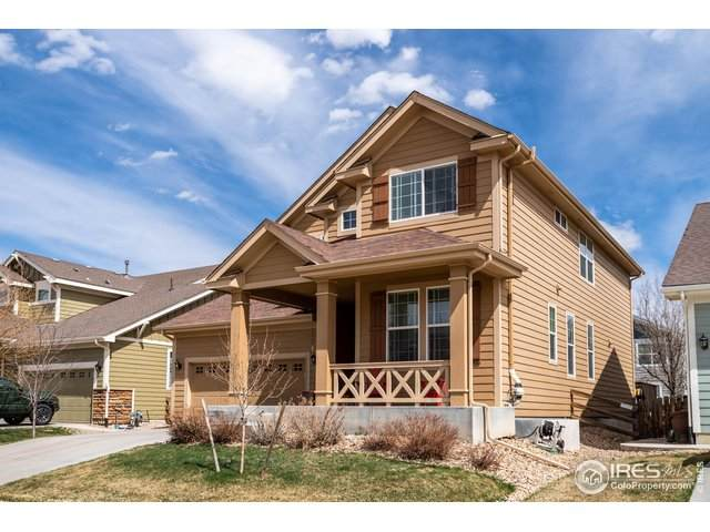 1149 Koss St, Erie, CO 80516 (MLS #937155) :: The Sam Biller Home Team