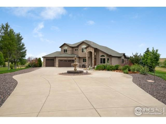 1327 Hilltop Cir, Windsor, CO 80550 (MLS #937156) :: Jenn Porter Group