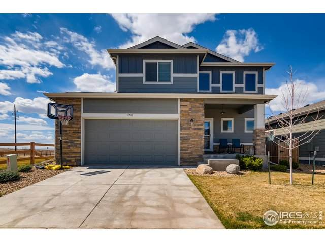1203 Dawner Ln, Milliken, CO 80543 (MLS #937179) :: Jenn Porter Group