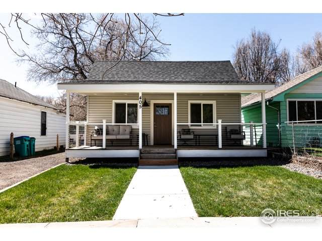 405 N Loomis Ave, Fort Collins, CO 80521 (MLS #937180) :: The Sam Biller Home Team
