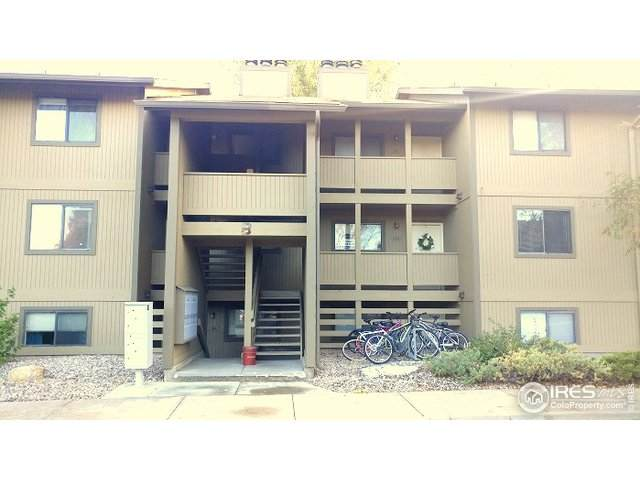 710 City Park Ave #222, Fort Collins, CO 80521 (MLS #937181) :: RE/MAX Alliance