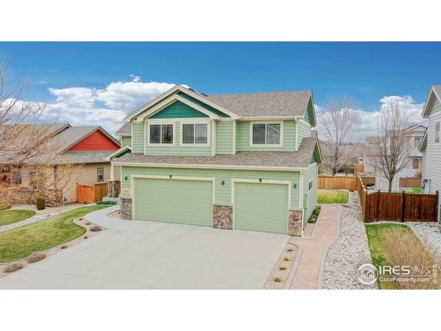 2318 73rd Ave, Greeley, CO 80634 (#937195) :: Mile High Luxury Real Estate