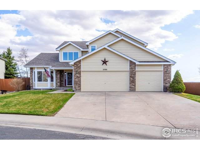 3700 Wittaker Cir, Johnstown, CO 80534 (MLS #937233) :: Bliss Realty Group