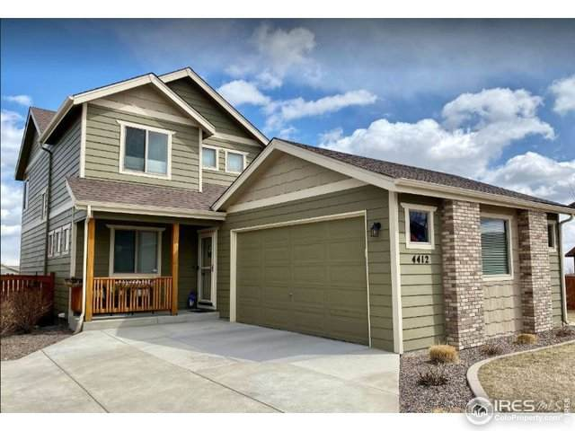 4412 Radford Ave, Loveland, CO 80538 (#937237) :: Re/Max Structure