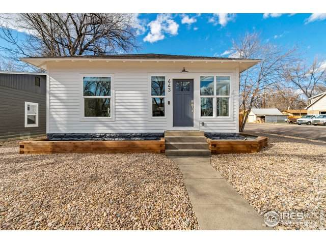 443 E 10th St, Loveland, CO 80537 (#937246) :: Re/Max Structure