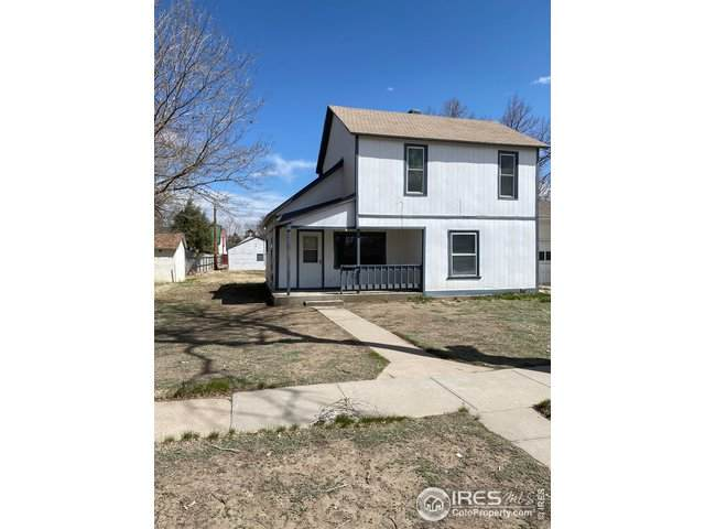 226 Deuel St, Fort Morgan, CO 80701 (MLS #937251) :: J2 Real Estate Group at Remax Alliance