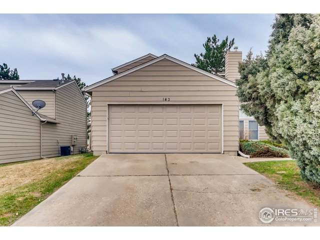 143 E 42nd St, Loveland, CO 80538 (#937269) :: Re/Max Structure