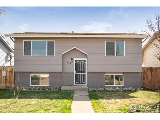 210 Cedar St, Hudson, CO 80642 (MLS #937280) :: Downtown Real Estate Partners