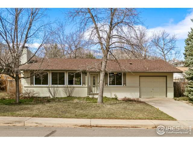 1285 Claremont Dr, Boulder, CO 80305 (#937293) :: The Griffith Home Team