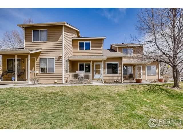 500 Lashley St #2, Longmont, CO 80504 (MLS #937299) :: Jenn Porter Group