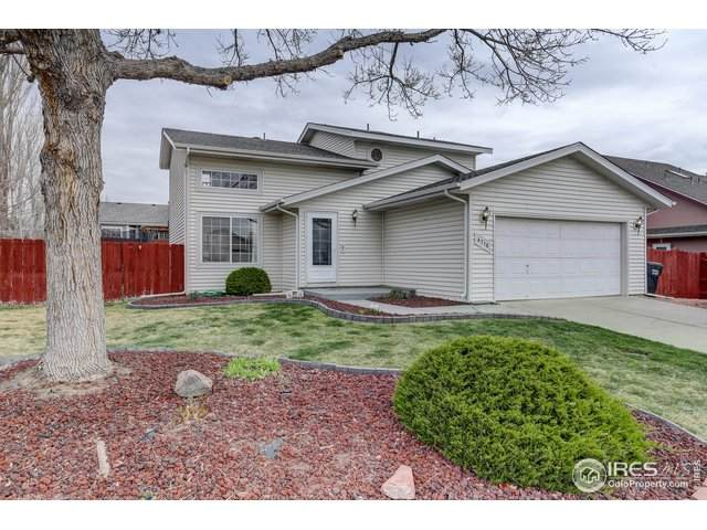4718 Lassen Ct, Greeley, CO 80634 (MLS #937312) :: Bliss Realty Group