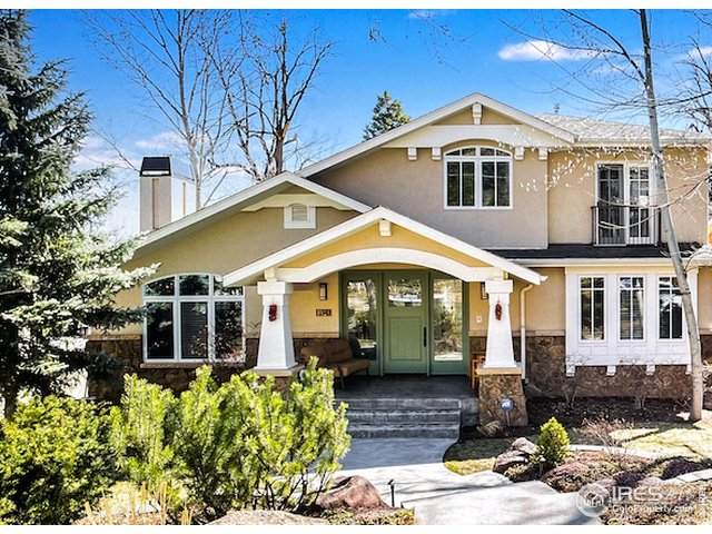 1026 6th St, Boulder, CO 80302 (MLS #937319) :: Find Colorado