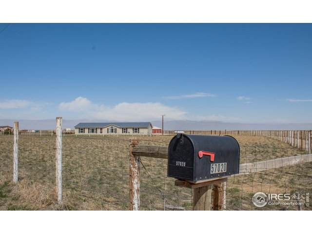 57020 County Road 21, Carr, CO 80612 (MLS #937328) :: Tracy's Team