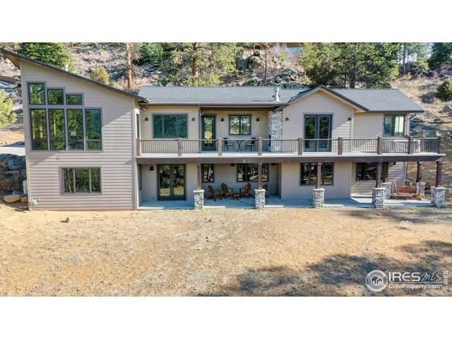 1311 Range View Rd, Estes Park, CO 80517 (MLS #937332) :: Jenn Porter Group