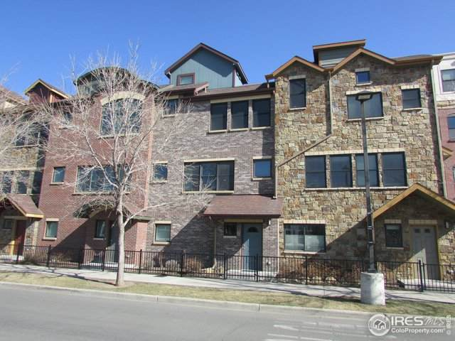 214 Willow St #2, Fort Collins, CO 80524 (MLS #937333) :: RE/MAX Alliance