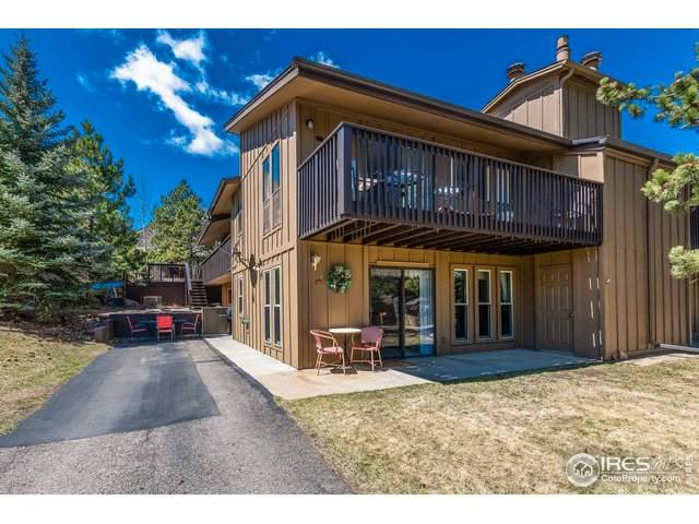 1141 Fairway Club Cir C3, Estes Park, CO 80517 (MLS #937347) :: 8z Real Estate