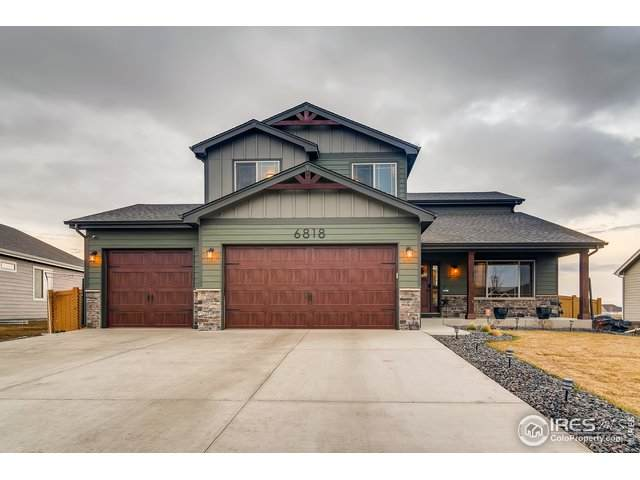 6818 Sage Meadows Dr, Wellington, CO 80549 (#937353) :: My Home Team