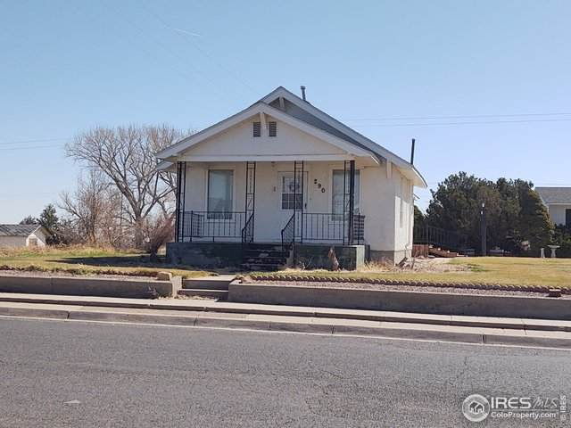 290 W 3rd St, Cheyenne Wells, CO 80810 (MLS #937357) :: J2 Real Estate Group at Remax Alliance